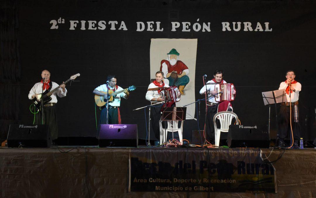 2° Fiesta del Peón Rural.