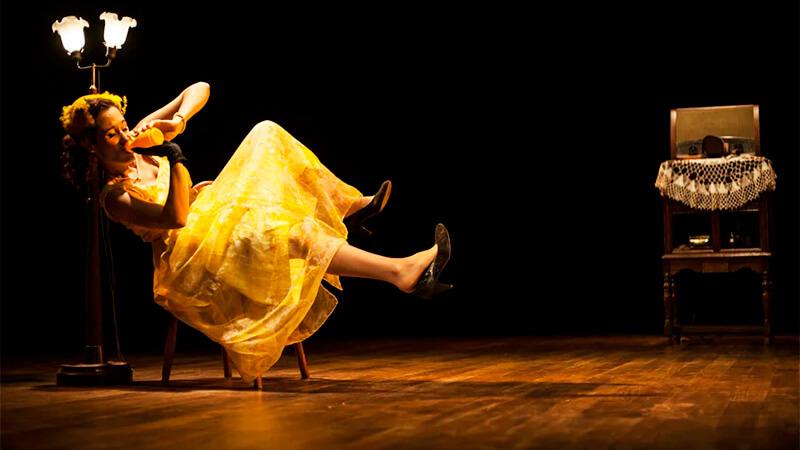Teatro en Gilbert: IRENE, LA MARCA DEL AMOR