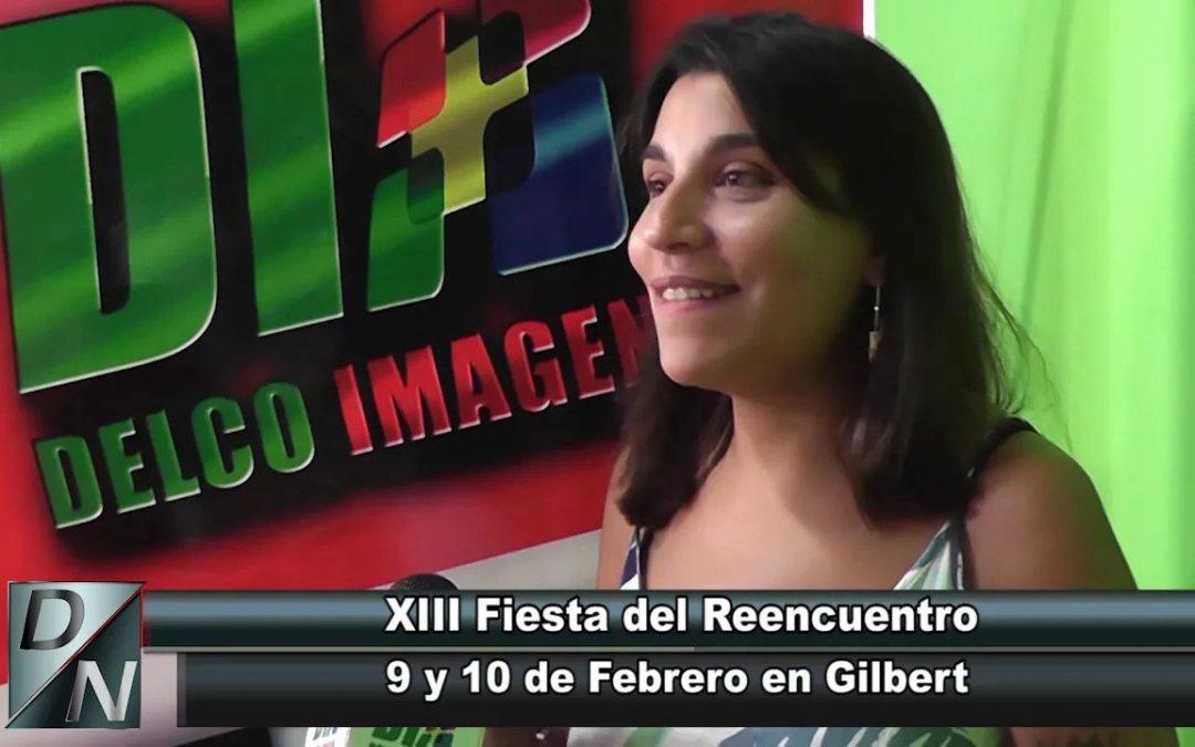 Entrevista Fiesta del Reencuentro 2019