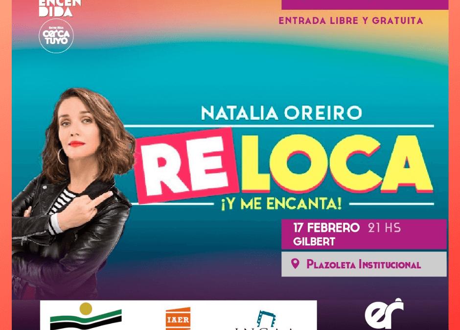 """CINE MÓVIL EN GILBERT: el domingo se presenta """"Re loca"""""""