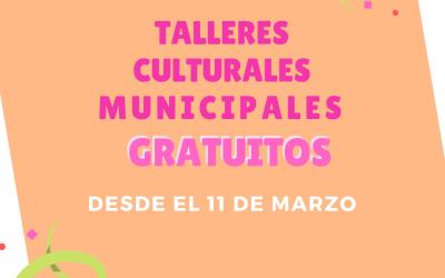 COMIENZAN LOS TALLERES ANUALES 2019