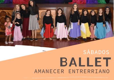 Ballet Amanecer Entrerriano