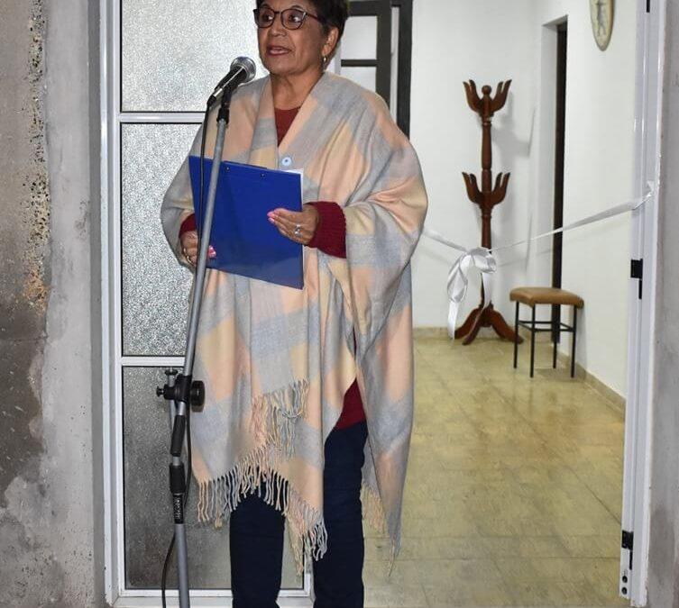 Inauguración del Centro para personas con discapacidad