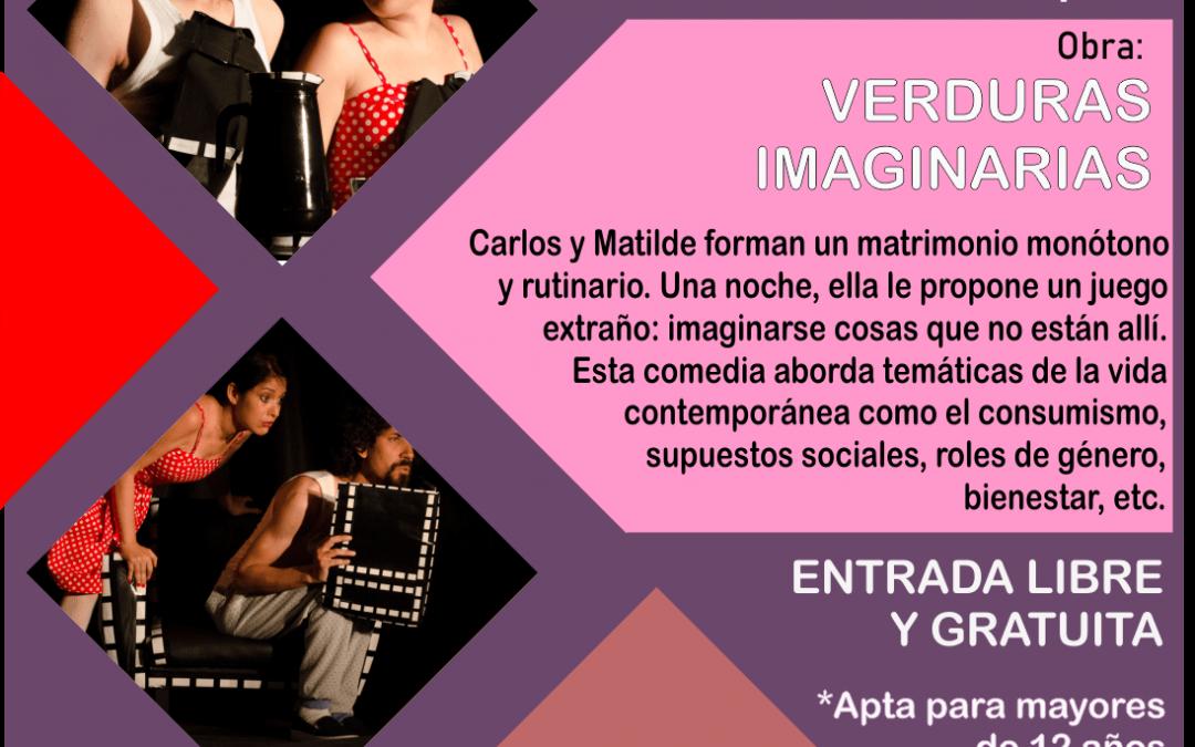 Obra de teatro: VERDURAS IMAGINARIAS