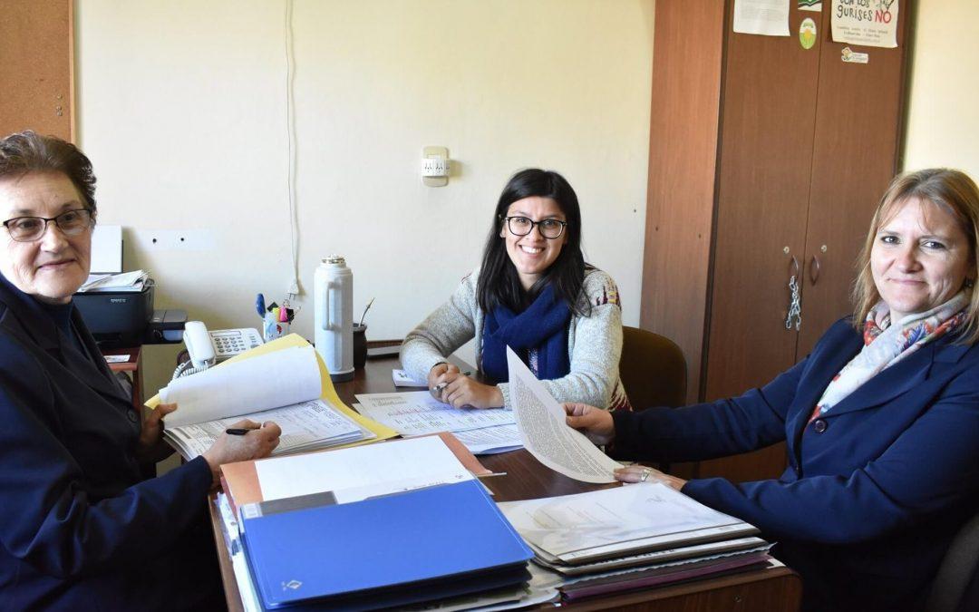 Se reunió el Comité Evaluador del Programa IMPULSO