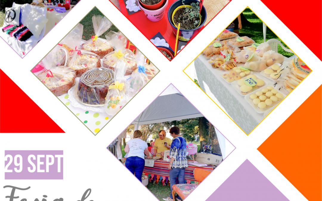 Este domingo habrá Feria de Emprendedores Locales