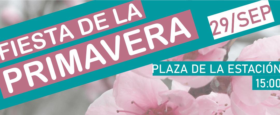 29 de septiembre: Fiesta de la Primavera y Feria de Emprendedores