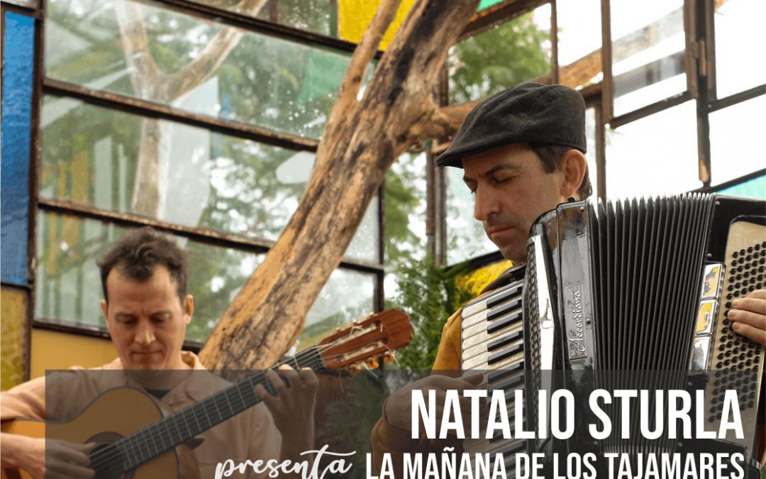"""Natalio Sturla presentará su disco """"La mañana de los Tajamares"""" el 13 de octubre"""