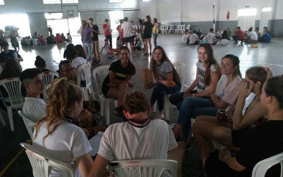 Se realizó el 2° Encuentro Regional de Juventud