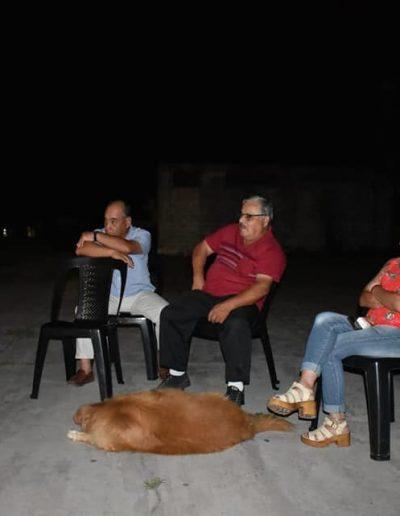 Reunión con Representantes del Club Social, Cultural y Deportivo Gilbert (1)
