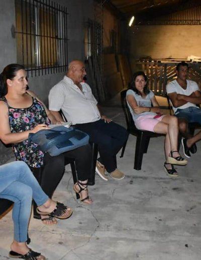 Reunión con Representantes del Club Social, Cultural y Deportivo Gilbert (4)