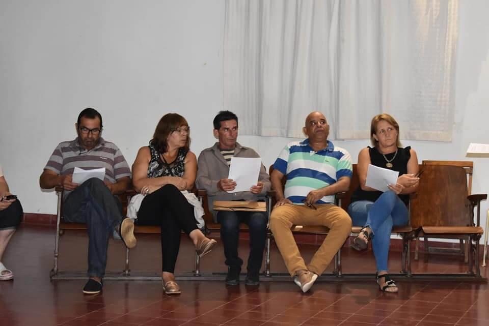 Reunión con las Instituciones que participarán en la XIV Fiesta Del Reencuentro