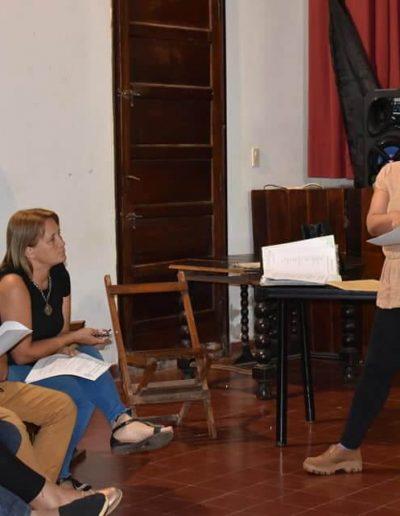 Reunión con las Instituciones que participarán en la XIV Fiesta Del Reencuentro (3)