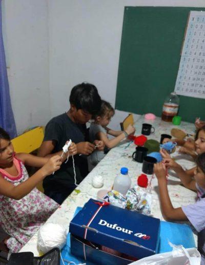 Taller de Tejido para Niños (2)