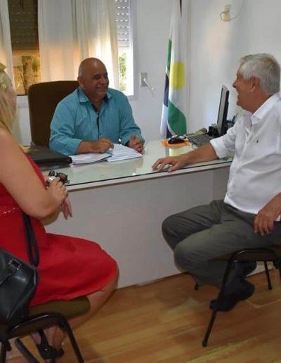 Visita del Senador Jorge Maradey (2)