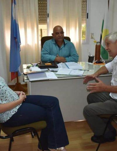Visita del Senador Jorge Maradey (3)