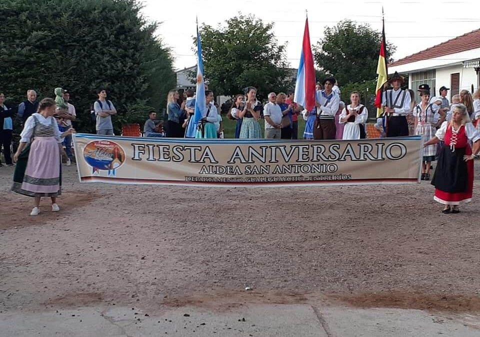 24° Fiesta Aniversario de Aldea San Antonio