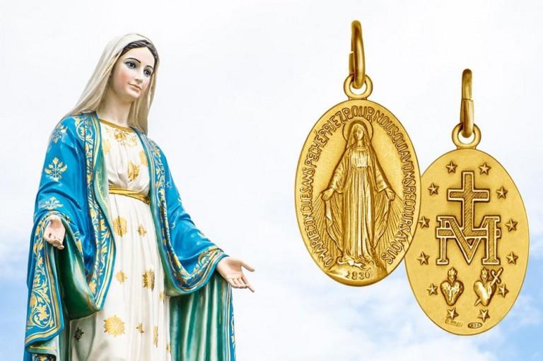 Recorrido peregrinación virgen medalla milagrosa 22/11/2020