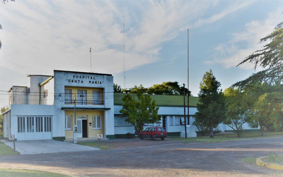 ESTE LUNES 12 DE ABRIL EL HOSPITAL SANTA MARÍA DE GILBERT CONTARÁ CON SU NUEVO DIRECTOR, NOTICIA MUY ESPERADA POR TODA LA COMUNIDAD DE GILBERT.